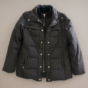 Michael Kors Womens Jacket Lined Down Filled Puffe